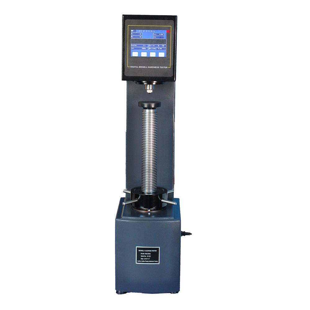 HB-3000C電子布氏硬度計