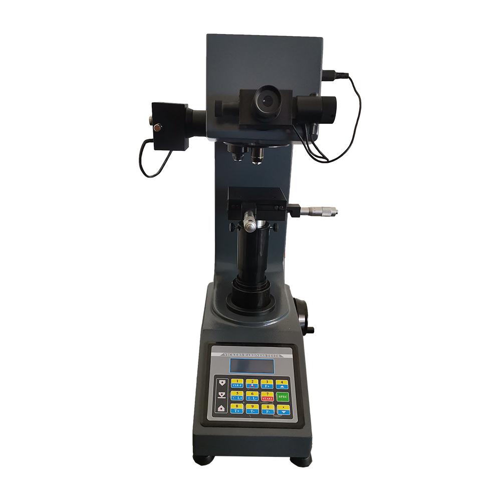HVS-10型數顯維氏硬度計