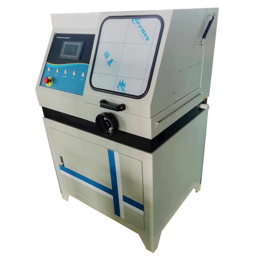 Q-100B金相試樣切割機(柜式)
