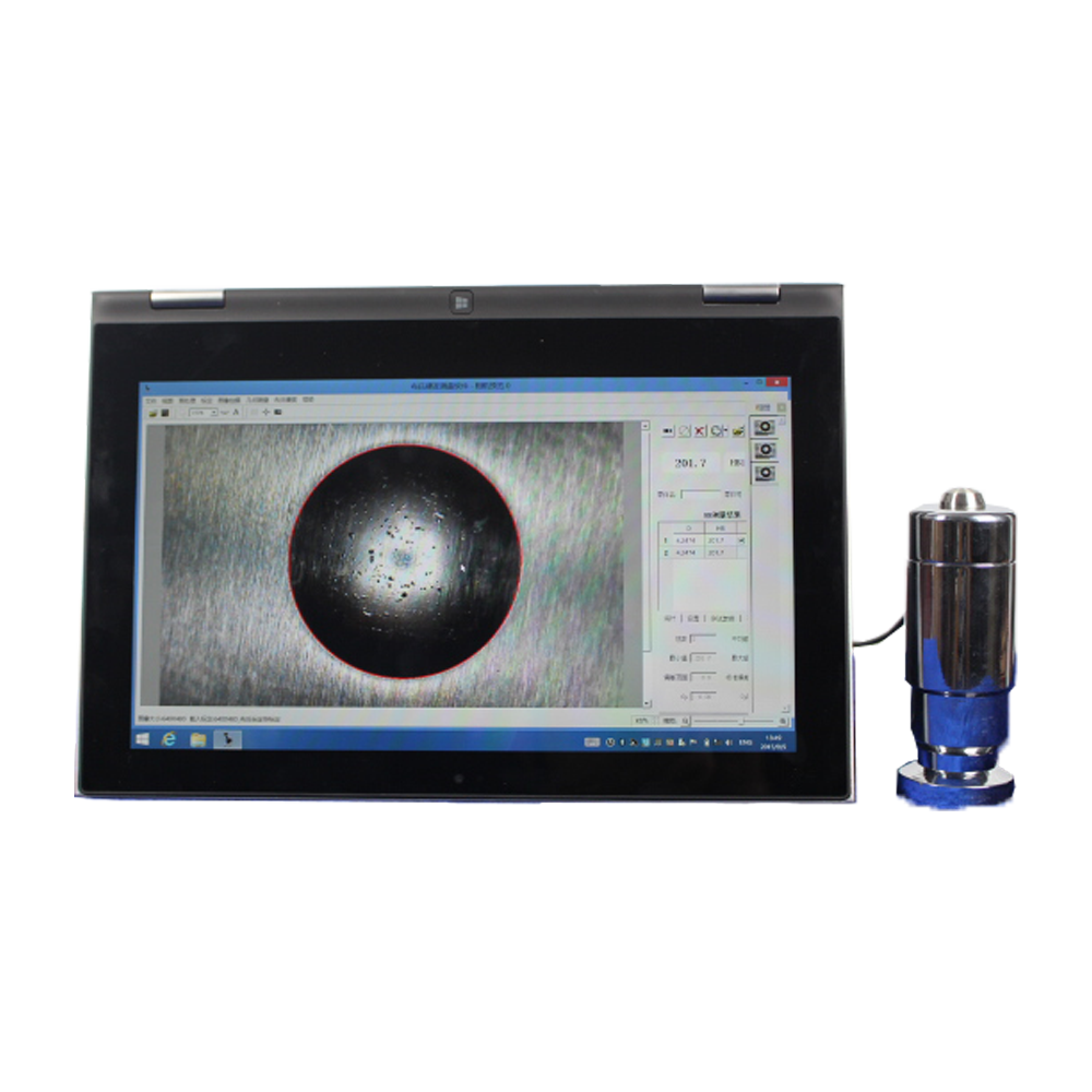 布氏硬度壓痕測量系統