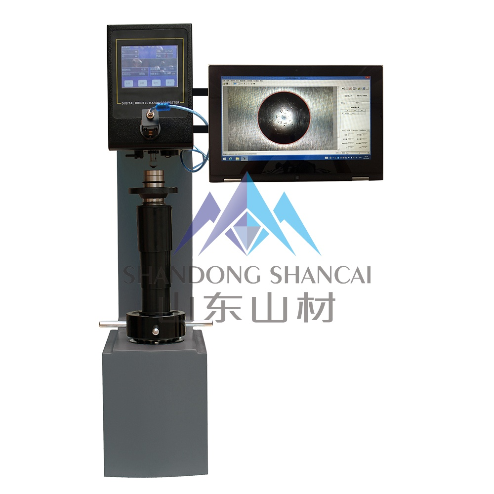 HBT-3000型數顯布氏硬度計