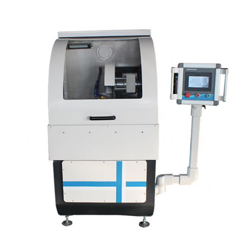 ZDQ-350 型自動金相切割機