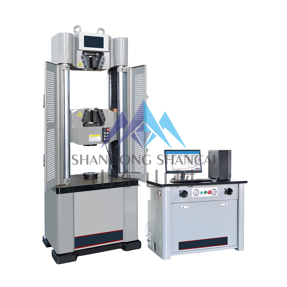 WE-D系列數顯式液壓萬能試驗機
