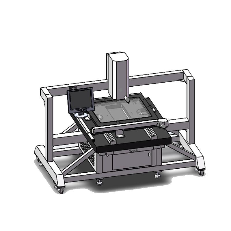 VMH8060型鋼架式影像